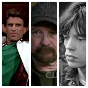 """Sam Malone (""""Cheers""""), Bobby (""""Supernatural""""), Mick Jagger (duh)"""