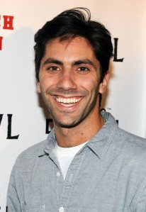 I'd be a crazy who gets engaged online to a guy I've never met so I could call you up, Nev
